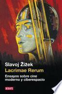 libro Lacrimae Rerum