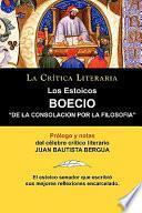 libro Los Estoicos