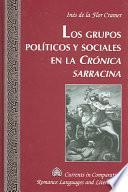 libro Los Grupos Políticos Y Sociales En La Crońica Sarracina