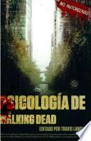 libro Psicologia De The Walking Dead