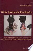 libro Re(de )generado Identidades