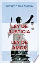 libro Ley De Justicia Y Ley De Amor