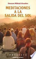 libro Meditaciones A La Salida Del Sol