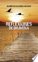 libro Reflexiones De Bhavena