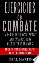 libro Ejercicios De Combate