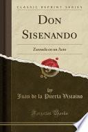 libro Don Sisenando