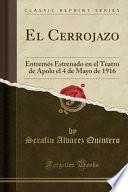 libro El Cerrojazo