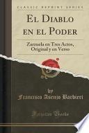 libro El Diablo En El Poder