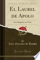 libro El Laurel De Apolo