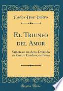 libro El Triunfo Del Amor