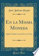 libro En La Misma Moneda