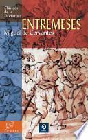 libro Entremeses