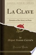 libro La Clave