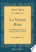 libro La Visión Roja