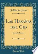 libro Las Hazañas Del Cid