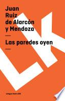 libro Las Paredes Oyen
