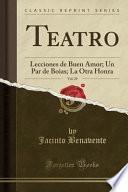 libro Teatro, Vol. 29