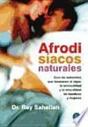 libro Afrodisíacos Naturales