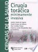 libro CirugÍa TorÁcica