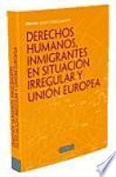 libro Derechos Humanos, Inmigrantes En Situación Irregular Y Unión Europea