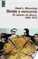 libro Divide Y Vencerás
