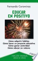 libro Educar En Positivo