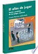 libro El Afán De Jugar