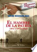 libro El Hambre De La Patria