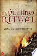 libro El último Ritual