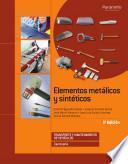 libro Elementos Metálicos Y Sintéticos : Carrocería