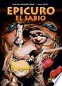 libro Epicuro El Sabio / Epicurus The Sage