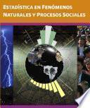 libro Estadística En Fenómenos Naturales Y Procesos Sociales