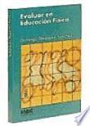 libro Evaluar En Educación Física