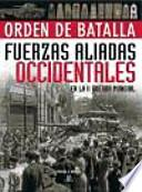 libro Fuerzas Aliadas Occidentales En La Ii Guerra Mundial / Western Allied Forces Of World War Ii