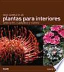 libro Guía Completa De Plantas Para Interiores