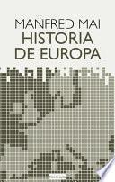 libro Historia De Europa