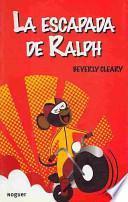 libro La Escapada De Ralph