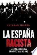 libro La España Racista