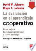 libro La Evaluación En El Aprendizaje Cooperativo