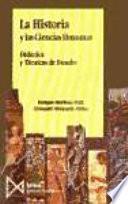 libro La Historia Y Las Ciencias Humanas