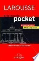 libro Larousse Diccionario Pocket