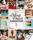 libro Mesas Dulces