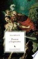 libro Poemas Y Fragmentos