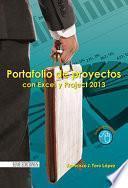libro Portafolio De Proyectos Con Excel Y Project 2013