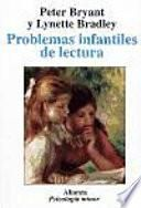 libro Problemas Infantiles De Lectura