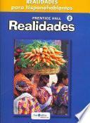 libro Realidades 2