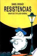 libro Resistencias