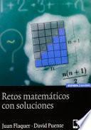 libro Retos Matemáticos Con Soluciones
