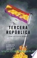 libro Tercera República