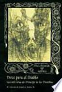 libro Trece Para El Diablo